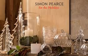 Simon Pearce Christmas Trees by Shop Simon Pearce Handblown Glassware At Ann Marie U0027s Minocqua Wi