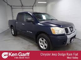 100 Used Nissan Titan Trucks For Sale PreOwned 2006 SE Crew Cab Pickup In WEST VALLEY CITY