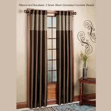 Patio Door Curtains Grommet Top by The Best Ways To Select Grommet Curtains Mccurtaincounty