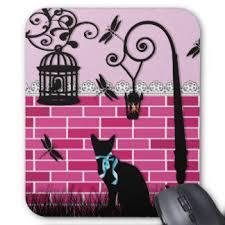 tapis de souris chats personnalisés zazzle fr
