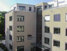 volkshochschule der stadt schweinfurt