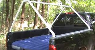 Camping Grandma Builds Tent for Pickup Truck Bed