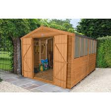 Cheap 6 X 8 Wooden Sheds by 8 X 12 Wooden Sheds U2013 Next Day Delivery 8 X 12 Wooden Sheds