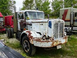 Rusty Old Autocar Semi | Cincinnati Chapter Of The American … | Flickr Old Ford Semi Trucks Randicchinecom Truck Pictures Classic Photo Galleries Free Download Intertional Dump For Sale Also 2005 Kenworth T800 And Semi Trucks Big Lifted 4x4 Pickup In Usa File Cabover Gmc Jpg Wikimedia Sexy Woman Getting Out Of An Stock Picture Jc Motors Official Ertl Pressed Steel Needle Nose Beautiful Rig Great Cdition Large Abandoned America 2016 Vintage