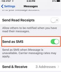 How to fix an iPhone that won t send text messages Quora