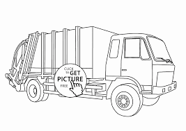 Old Fire Truck Coloring Pages | Free Coloring Pages For Kids