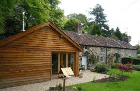 100 Log Cabin Extensions Timber Extension To Stone Cottage Geoff Sellick