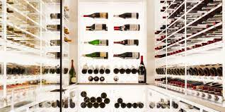 104 White House Wine Cellar How To Design A Architectural Digest