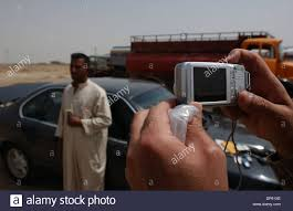 100 Nearby Truck Stop Aug 29 2006 Bayji Saluhiddin IRAQ A Suspected Fuel Smuggler Has