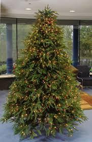 9 Slim Christmas Tree Prelit by 9 U0027 Pre Lit Windsor Multi Function Christmas Tree W Remote Control