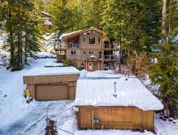 100 Whistler Tree House 8349 NEEDLES Drive In Alpine Meadows For