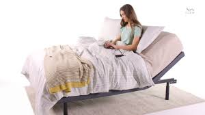 the rize clarity adjustable bed youtube