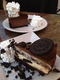 The Cheesecake Factory Cheesecake Hershey s e Oreo