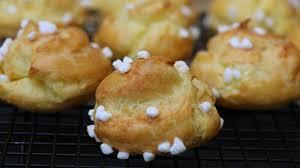 pâte à choux recette de base inratable chouquettes