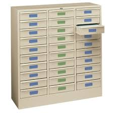 Tennsco Standard Storage Cabinet by Legal Size 30 Drawer Storage Cabinet 33369 And More Lifetime