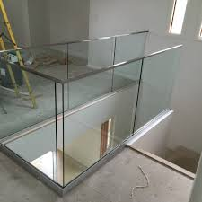 Frameless Glass Balustrades Melbourne | Tough N Glass Glass Stair Rail With Mount Railing Hdware Ot And In Edmton Alberta Railingbalustrade Updating Stairs Railings A Split Level Home Best 25 Stair Railing Ideas On Pinterest Stairs Hand Guard Rails Sf Peninsula The Worlds Catalog Of Ideas Staircase Photo Cavitetrail Philippines Accsories Top Notch Picture Interior Decoration Design Ideal Ltd Awnings Wilson Modern Staircase Decorating Contemporary Dark