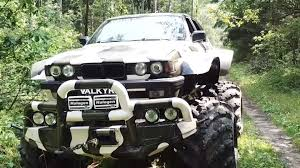100 Monster Monster Truck Bonkers BMW 7 Series Tours The Russian Wilderness