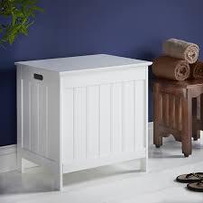 vonhaus wäschekorb korb waschen wäschekorb mit deckel für schlafzimmer oder badezimmer