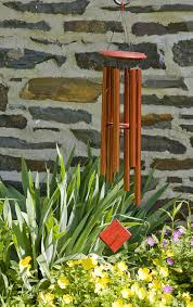 Dars Porch And Patio Hours by Amazon Com Woodstock Chimes Of Earth Silver Encore Collection