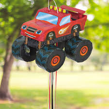 Blaze And The Monster Machines Pinata, Pull String, 13.25 X 13 In ... Truck Kind Of Is Jam Pinata S And The First Grave Digger Monster Truck Pinata Pinatas Pinterest Birthdays Fire Id Mommy Diy Birthday Party Done Trucks Amazoncom Orange Dino Pull Toys Games Birthdayexpresscom Xix A Photo On Flickriver Jeep Motor Custom Pinatas Pinatascom Cre8tive Designs Inc