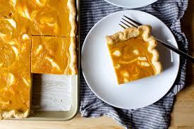 Pumpkin Cheesecake Layer Pie Recipe by Cheesecake Marbled Pumpkin Slab Pie U2013 Smitten Kitchen