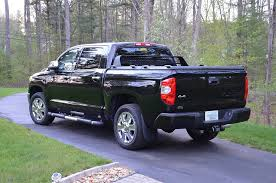 a black aluminum truck bed cover on a toyota tundra flickr
