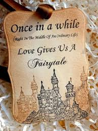 Love Gives Us A Fairytale Isnt That What The Christian Life Is There Really Happily Ever After