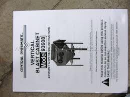 Upmc Isd Help Desk by 100 Abrasive Blast Cabinet Harbor Freight Sand Blaster
