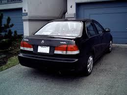 1997 Acura EL s Informations Articles BestCarMag
