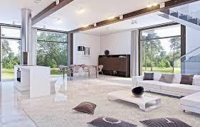 marmorboden und marmorfliesen als akzent im interieur 50