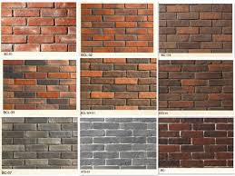 foshan guangzhou brick facing brick wall tile brick