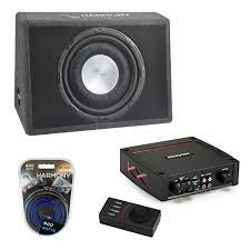 Harmony HA-FT12 Car Audio 800W Loaded 12