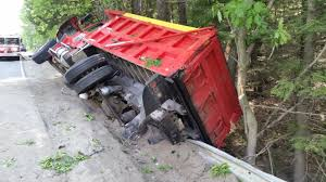 Truck Crashes On Bridge, Axle Goes Into River | Daily Bulldog Truck Crash Compilation The Best Car Crashes Compilation 2014 Pickup Into Bank In Union Tap Dance Star Savion Streets And Sanitation Truck Crashes Crazy Truck Crash Amazing Trucks Accident Best Trailer Crash The Truth About Obrien Law Garbage Into South Charleston Home Accidents Can Lead To Catastrophic Injuries Or Death Yesterday Image Kusaboshicom Semitruck Crashes Zayed Offices Three Reasons Why Large Are So Deadly Suvs On N3 One Critically Injured Kempton Express Morristown Police Blotter