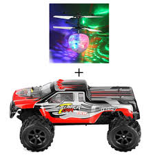 100 Bigfoot The Monster Truck Toytexx WLtoys L969 RTR RC 24G 112 Scale