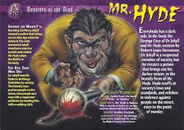 Halloween Monster List Wiki by Mr Hyde Wierd N U0027wild Creatures Wiki Fandom Powered By Wikia