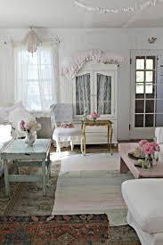 shabby chic im wohnzimmer 55 möbel und deko ideen