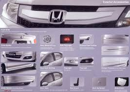 Luxury Honda Accessories