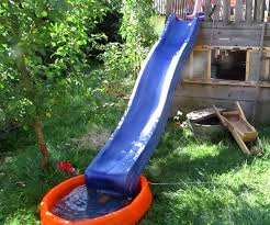 Easy Water Slide Upgrade: 7 Steps (with Pictures) 25 Unique Slip N Slide Ideas On Pinterest In Giant Backyard Water Parks Splash Recycled Commerical Water Slides For Sale Fix My Slide Diy Backyard Outdoor Fniture Design And Ideas Residential Pool Pools Come Out When Youre Happy How To Turn Your Into A Diy Pad 7 Genius Hacks Sprinklers The Boy Swimming Pools Waterslides Walmartcom N But Combing Duct Tape Grommets Stakes 54 Best Images Summer Fun 11 Infographics Freeze