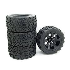4x 1 10 RC Monster Truck Car Wheel Type Tires With 7 Spokes Wheel ... Double Trouble 2 Alinum Dually 19 Wheels New Bright 110 Rc Llfunction 96v Colorado Red Walmartcom Kyosho 18 Mad Force Kruiser Truck 20 Nitro 4wd Rtr Towerhobbiescom 4pcs Wheel Rim Tires Hsp Monster Car 12mm Hub 88005 Scale 3010 Pieces Grip Sweep Racing Road Crusher Belted Tire Review Big Black Short Course And 902 00129504 Rampage Mt V3 15 Gas 4pcs Bigfoot Rubber Sponge Tyre