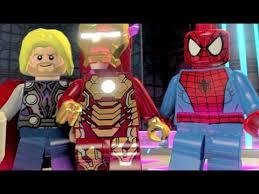 Lego Marvel Superheroes That Sinking Feeling 100 by Lego Marvel Super Heroes Ps4 Co Op Walkthrough Part 14 A
