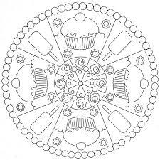 Mandala Printable Coloring Pages