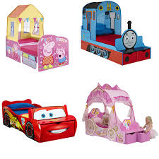 Thomas The Tank Engine Toddler Bed by Character And Disney Feature Toddler Junior Beds U2013 Mattress Option