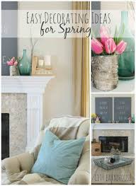 And Design Photos Tour Designing Vibes Interior Diy Spring Home Decor Rustic Ify Your Mantle With Jpg