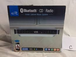 Ilive Under Cabinet Radio Cd Player by 17 Ilive Under Cabinet Radio With Cd New Sangean U3 Stereo