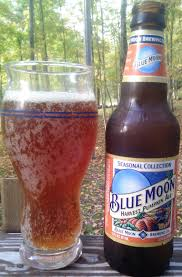 Harvest Moon Pumpkin Ale by Blue Moon Insurance Guy Beer Blog