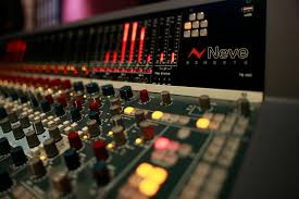 New Features For Neve Genesys Mixing Console