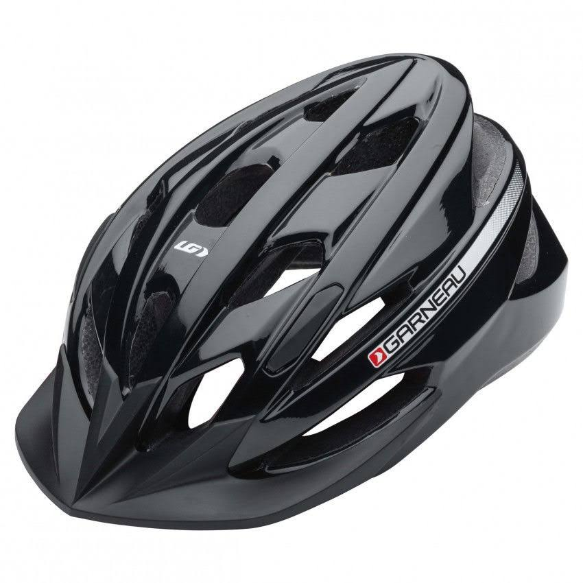 Louis Garneau Unisex Eagle Cycling Helmet, Black