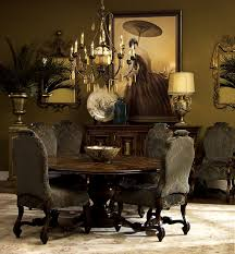 Tuscan Decor Wall Colors by Furniture Excellent Beautiful Tuscan Dining Room Custom Designed