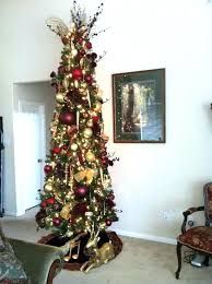10 Ft Artificial Christmas Trees Tree Storage Ideas Best Slim Images On Stand