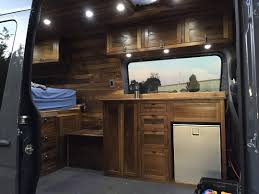 Best Sprinter Van Conversion Interior Design 1